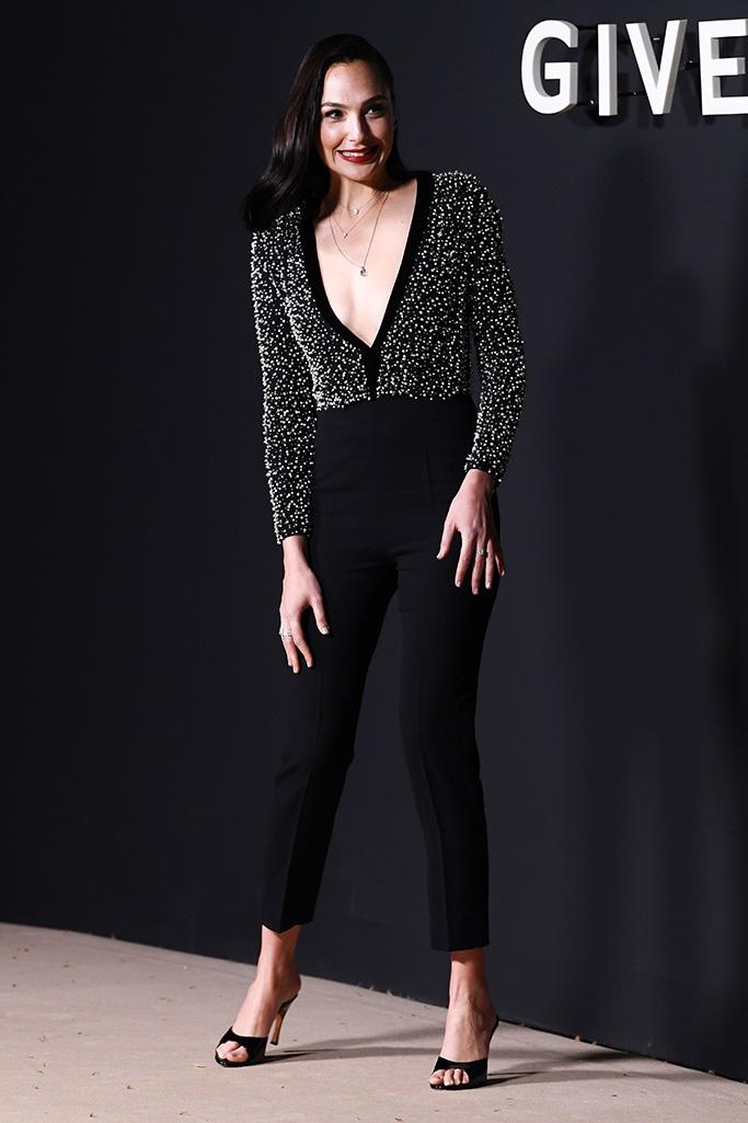 Gal GadotGivenchy show, Arrivals, Fall Winter 2019, Paris Fashion Week, France - 03 Mar 2019