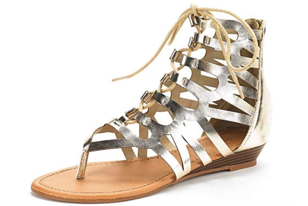 Dream Pairs, gladiator sandals
