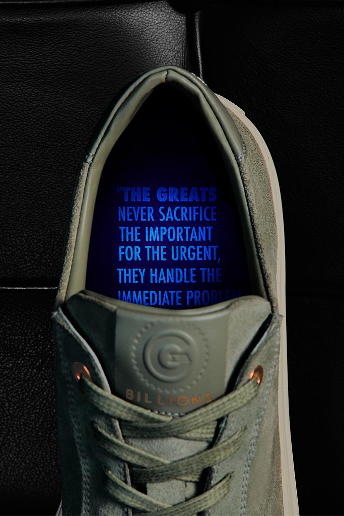 Greats Billions Sneaker Collaboration