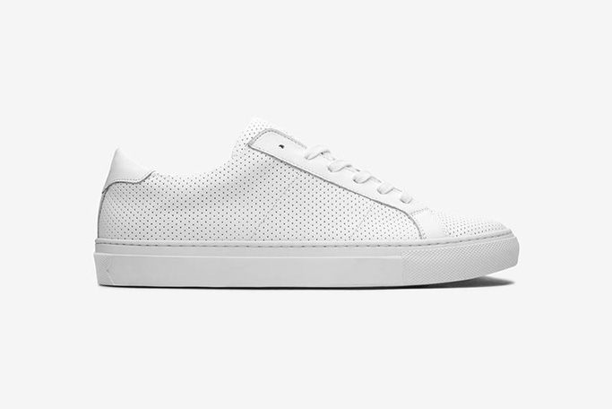 Greats The Royale Perforated
