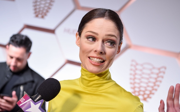 Coco RochaThe Shops and Restaurants at Hudson Yards VIP Grand Opening Event, Arrivals, New York, USA - 14 Mar 2019