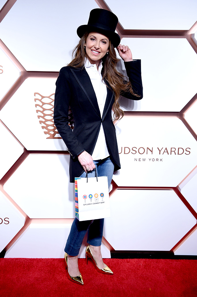 Dylan LaurenThe Shops and Restaurants at Hudson Yards VIP Grand Opening Event, Arrivals, New York, USA - 14 Mar 2019