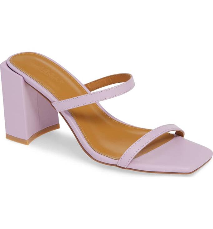Jaggar Strappy Slide Sandal