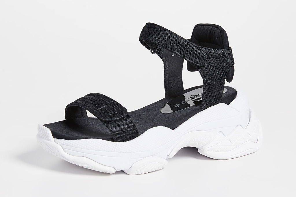 Jeffrey Campbell Work Out sporty sandal