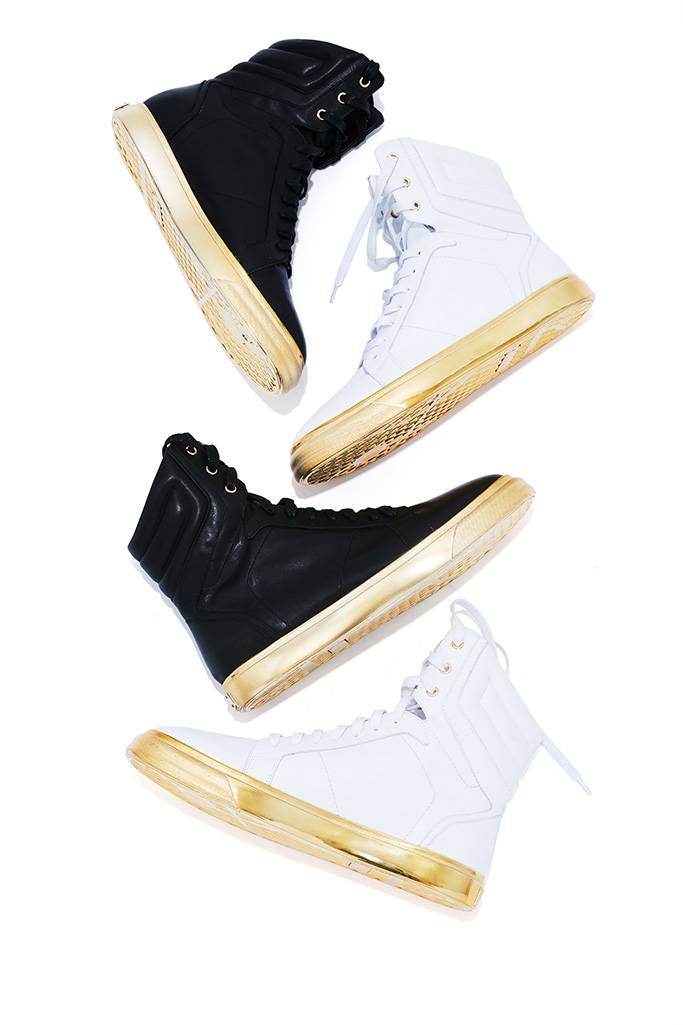 Jessica Rich Collection men's sneakers