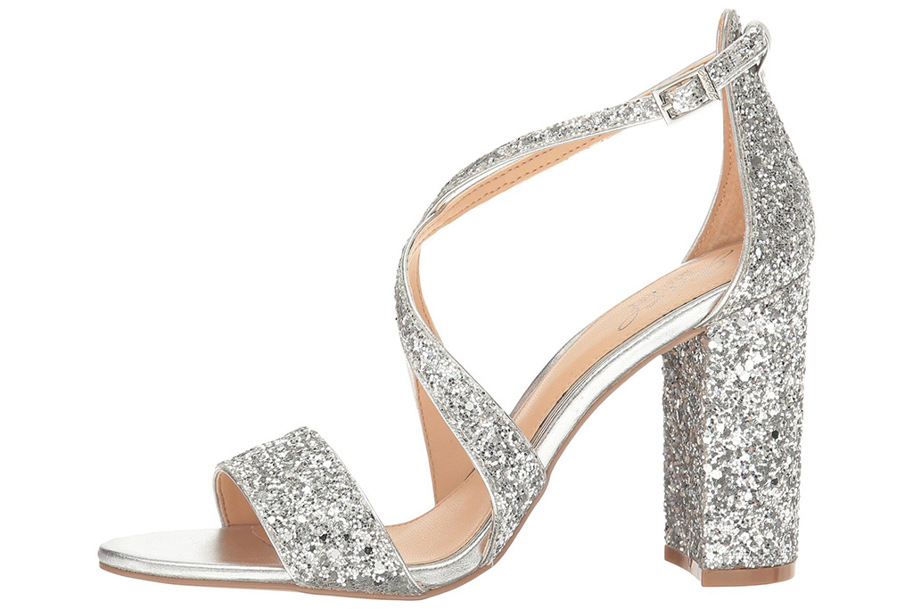 Jewel Badgley Mischka Cook sandal