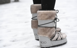 Jimmy Choo moon boot