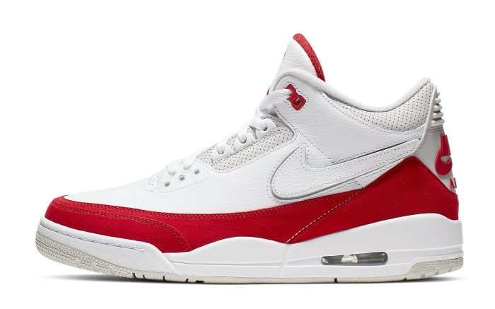 Air Jordan 3 Tinker 'University Red'