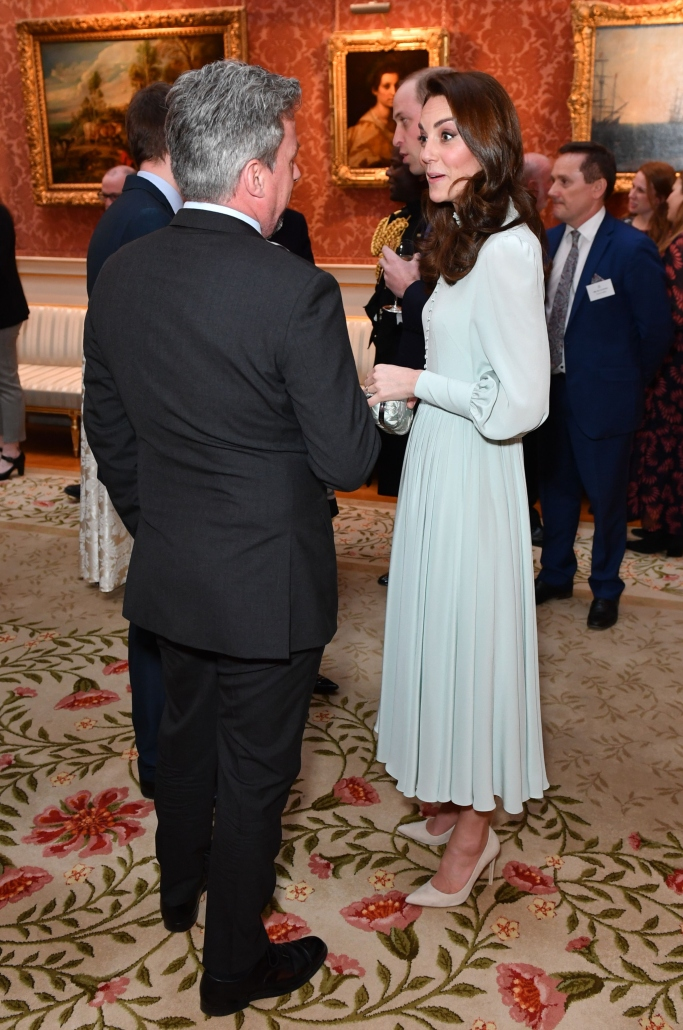 kate middleton, alexander mcqueen, palace party