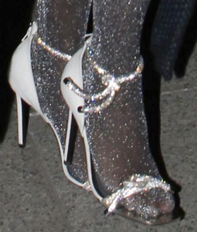kim kardashian versace sandals