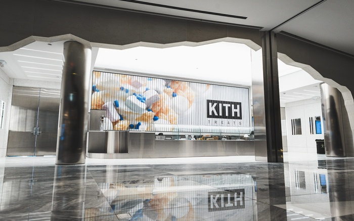 Kith, cereal, ice cream