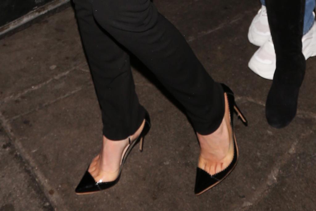 Kylie Jenner Wears Revealing Tom Ford