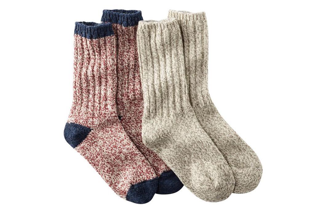 L.L. Bean Merino Ragg Socks