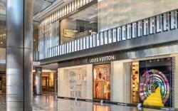 Louis Vuitton at Hudson Yards