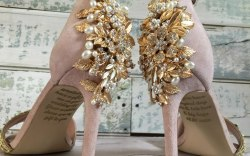 emma letts, wedding shoes, late mother