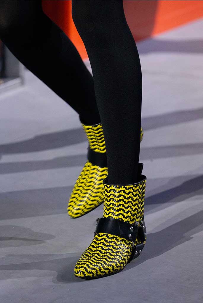 Louis Vuitton fall '19 boots.