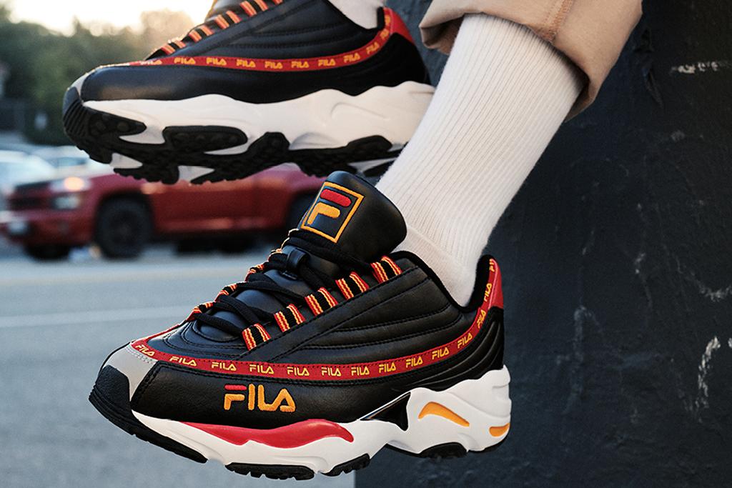 DSTR-97 x Ray-Tracer, fila, sneaker