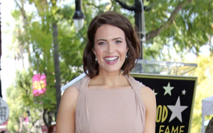 mandy moore, Hollywood Walk of Fame, star
