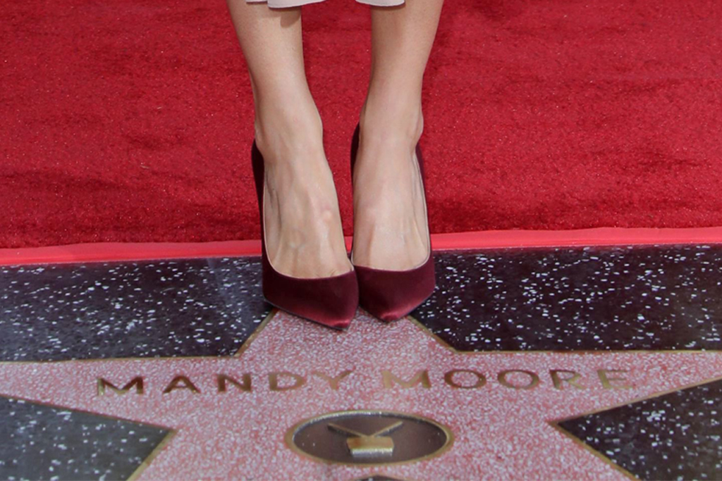 Hollywood Walk of Fame, mandy moore, star