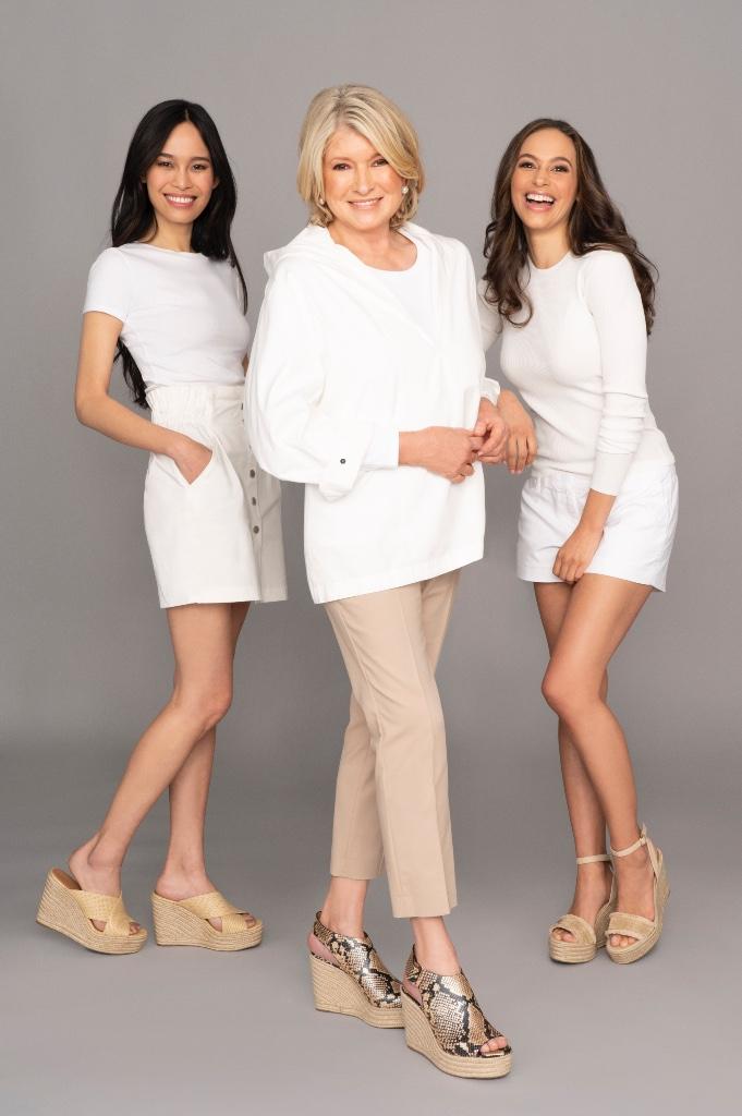 Aerosoles Martha Stewart Spring 2019 Campaign