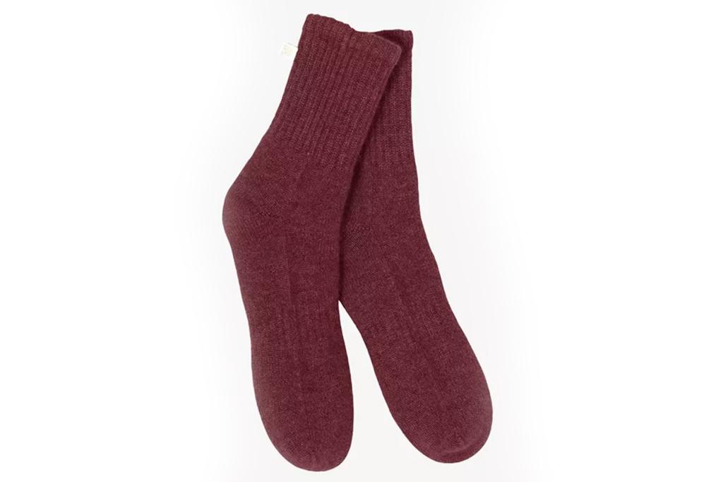 MM.LaFleur Cashmere Socks