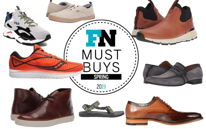 best men's spring shoes 2019