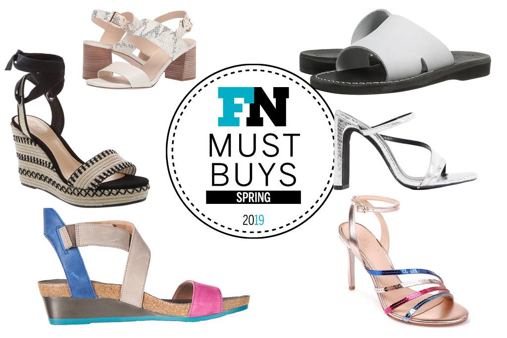 Best Women's Sandals for Spring 2019