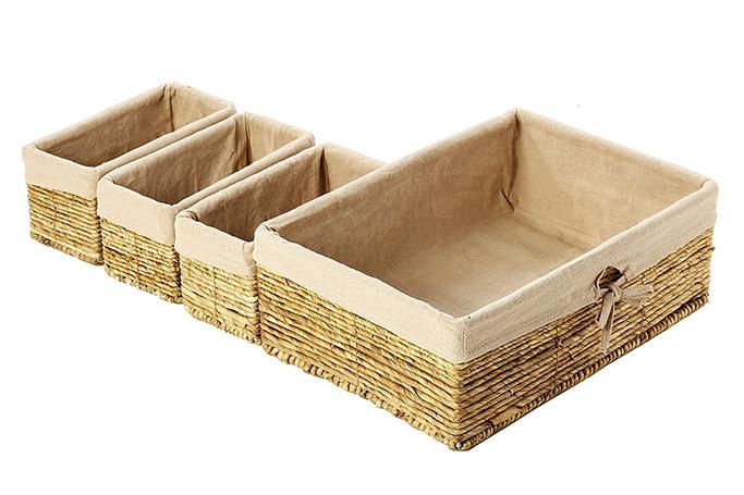 Juvale Nesting Storage Baskets