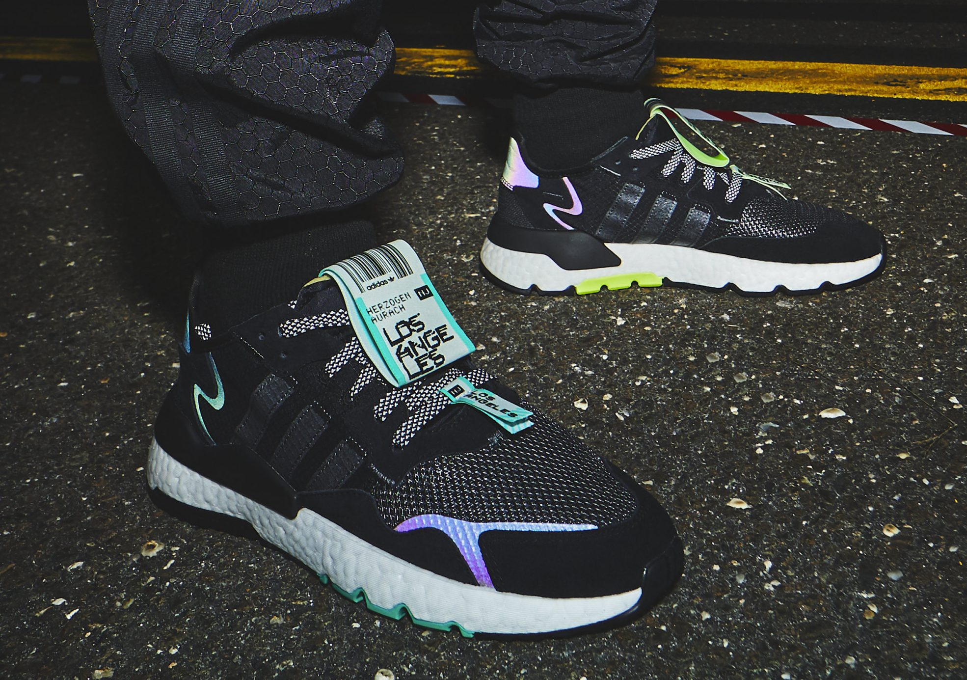 Adidas Nite Jogger 'Jet Set' Release