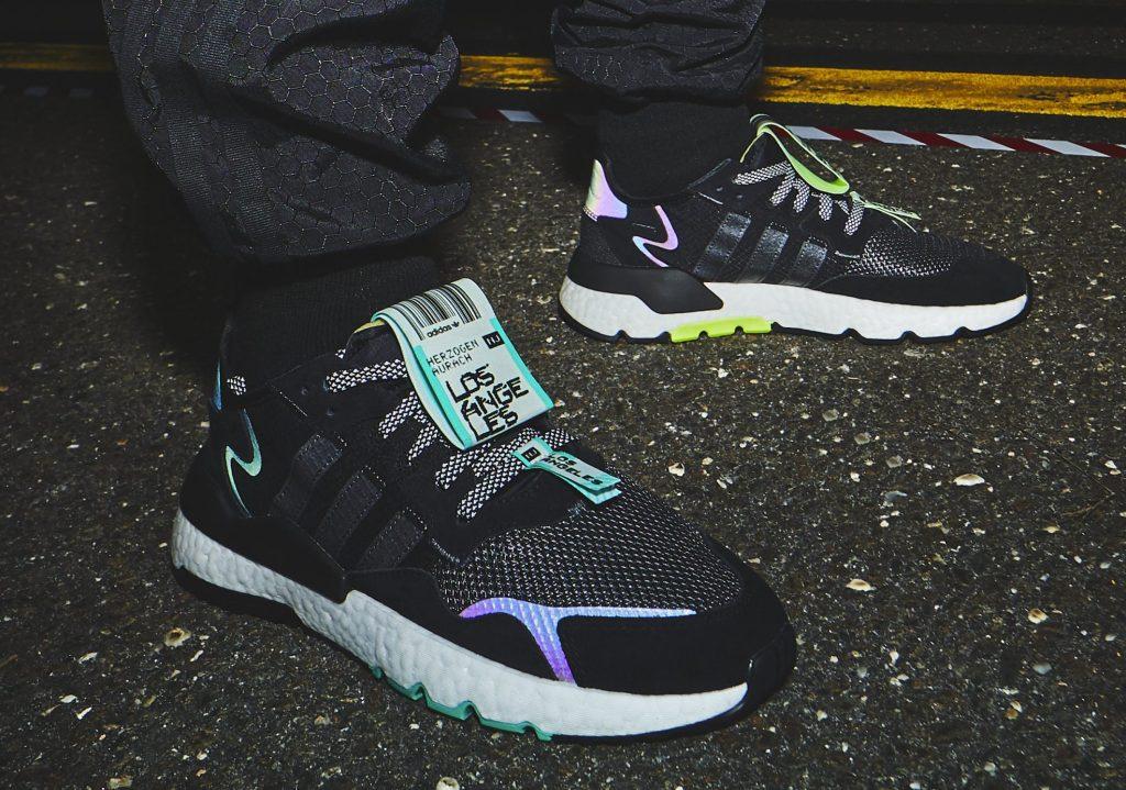 Adidas Nite Jogger 'Los Angeles'