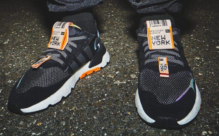 Adidas Nite Jogger 'New York'