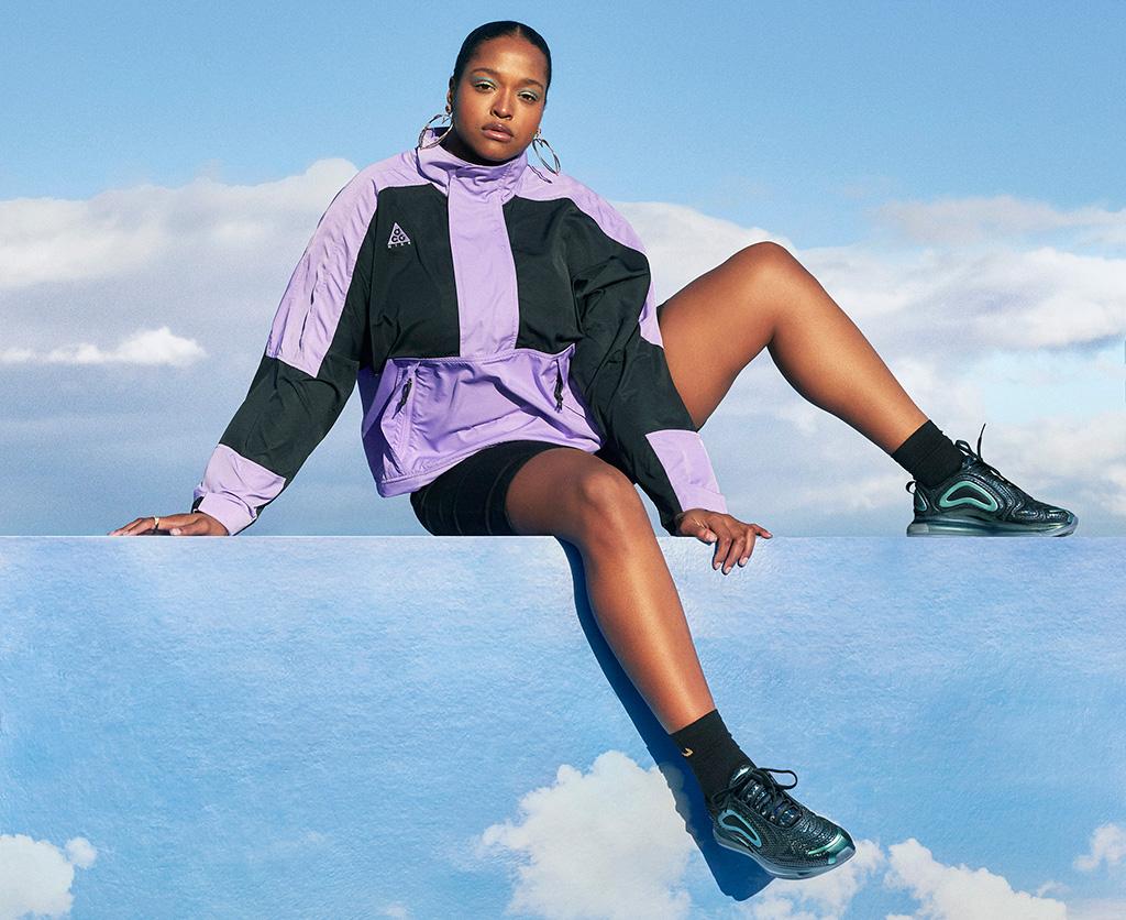 Imani Randolph Nordstrom Nike Just Go Bigger
