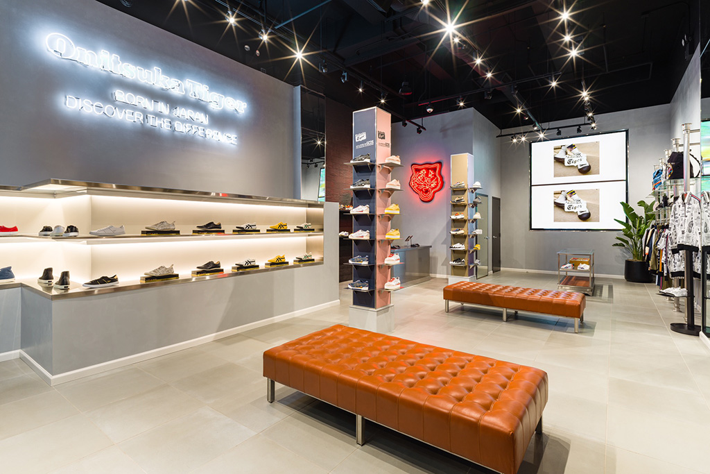 Store Opens in New York City