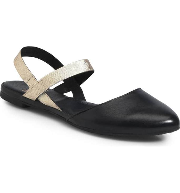 Ono Free Ankle Strap Flat