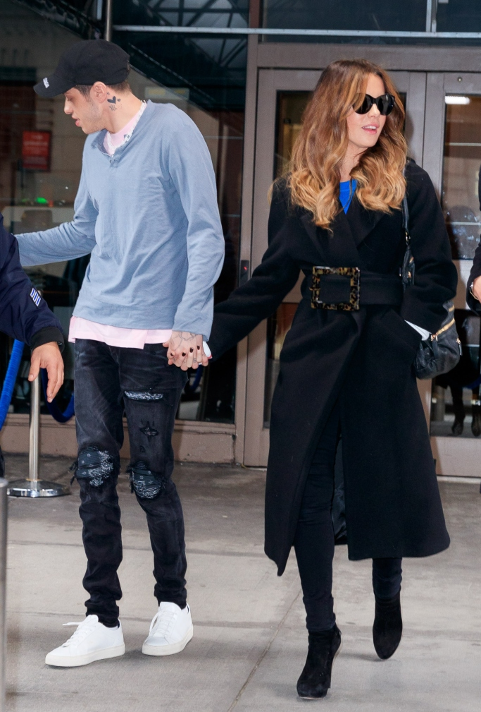 pete davidson and kate beckinsale