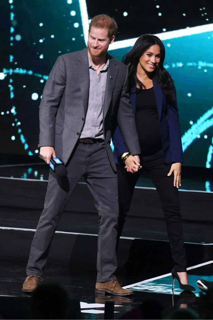 prince harry, meghan markle, we day, couples style