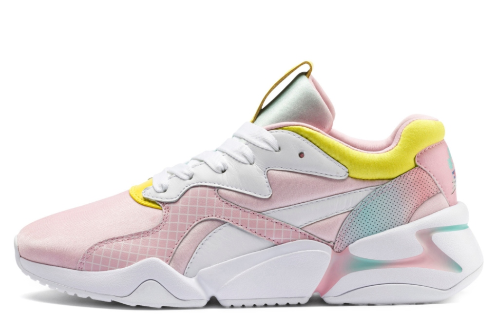 Puma x Barbie Shoes Collection Is