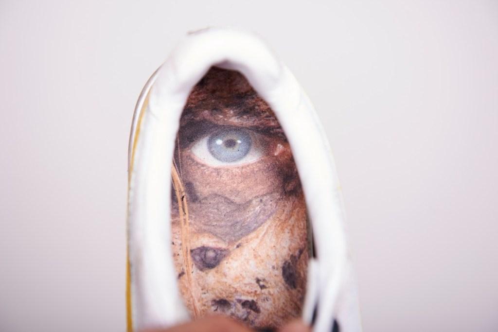 foot locker, puma, the walking dead, sneaker