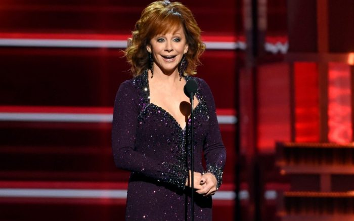 53rd Annual Academy Of Country Music Awards – Show, Las Vegas, USA – 15 Apr 2018