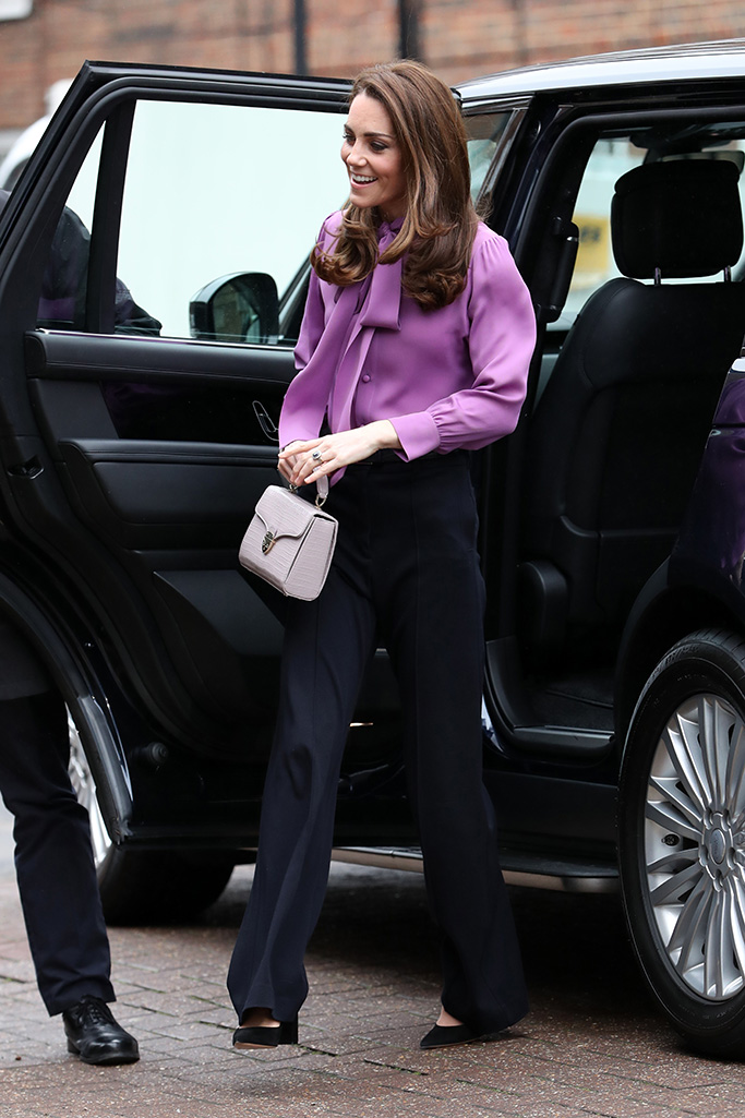 Catherine Duchess of CambridgeCatherine Duchess of Cambridge visits Henry Fawcett Children's centre, London - 12 Mar 2019