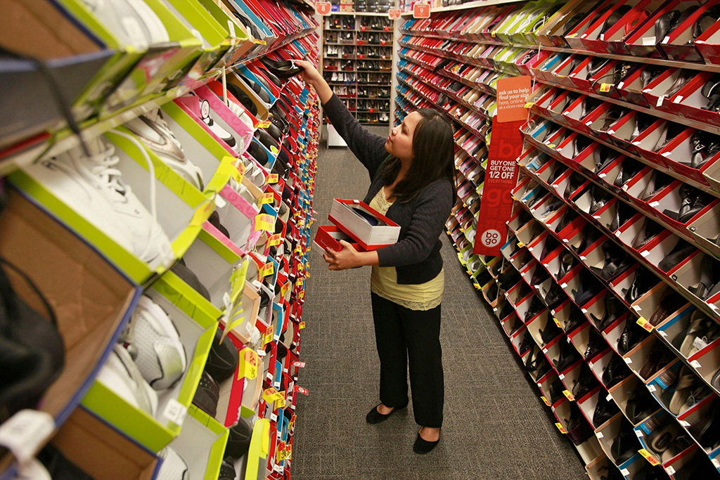 Back-to-School Shopping: Shoe Sales to