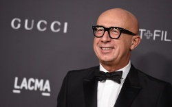 Marco Bizzarri arrives at the 2016