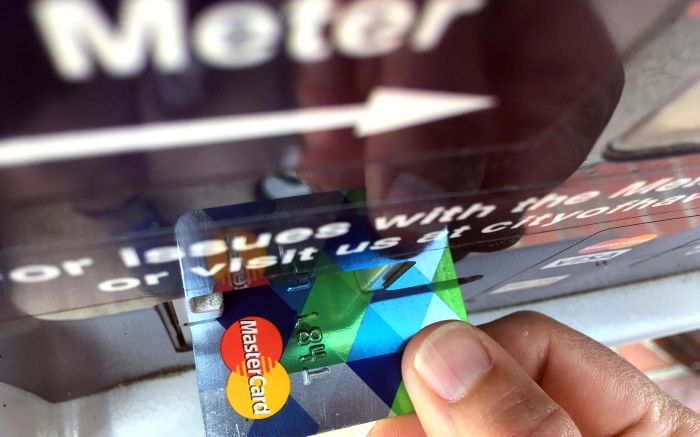 Mastercard, credit card, fintech