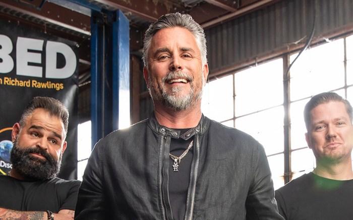 garage rehab, Richard Rawlings, gas monkey garage, discovery channel,