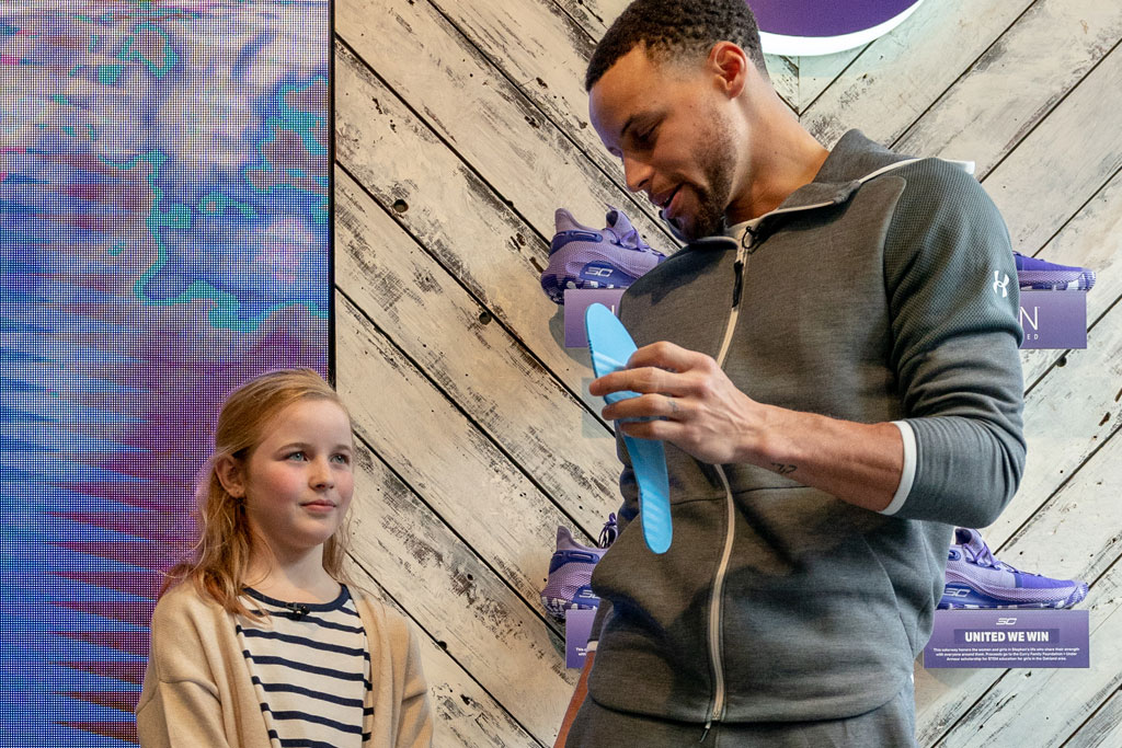 Under Armour Debuts Curry 6 Co-Designed