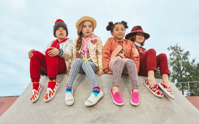 rothy's, kids' sneakers