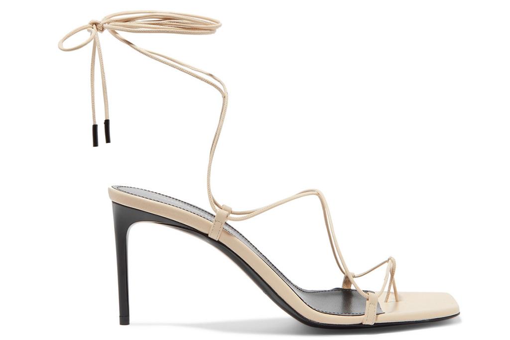 Saint Laurent Paris Minimalist sandals