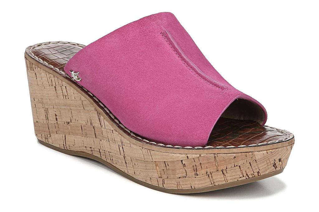 Sam Edelman Ranger platform sandal.