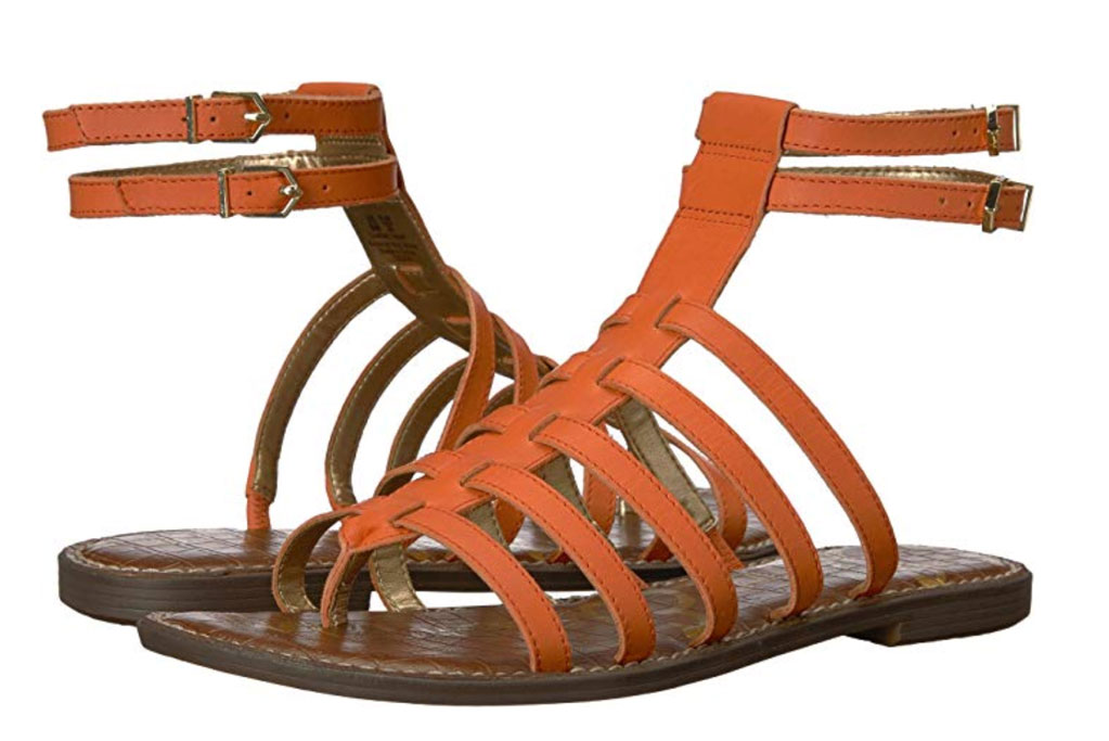 Sam Edelman women's Gilda sandals.