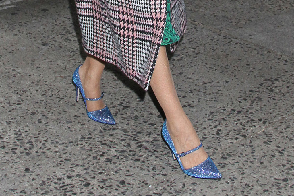 Sarah Jessica Parker, Live with Kelly and Ryan, new york, shoes